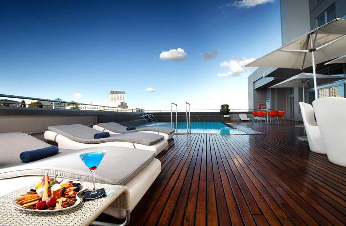 Rooftop Bar Sandton