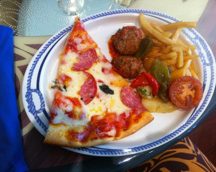Food MSC Opera