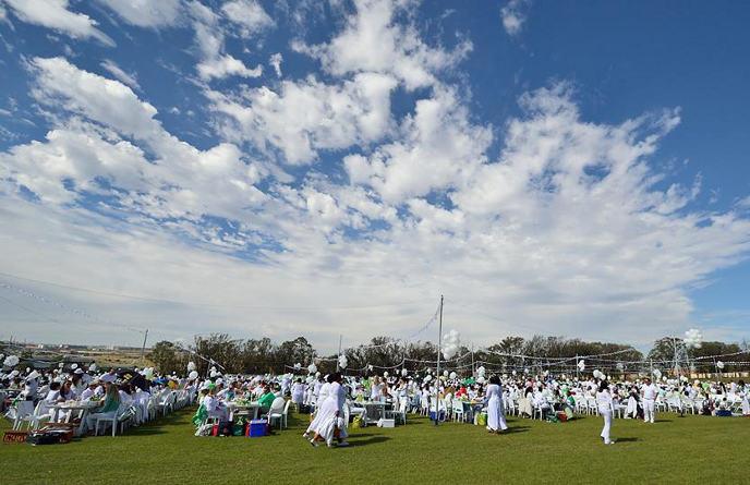 Grand White Dinner Durban