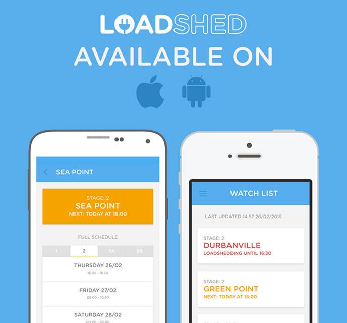 LoadShed App