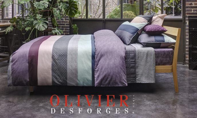 Oliver Desforges Home