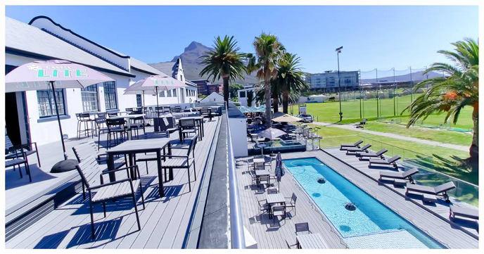 Pool Deck River Club