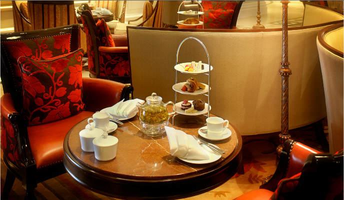 The Taj Afternoon tea