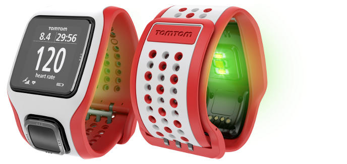 TomTom watch