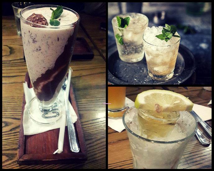 Craft drinks