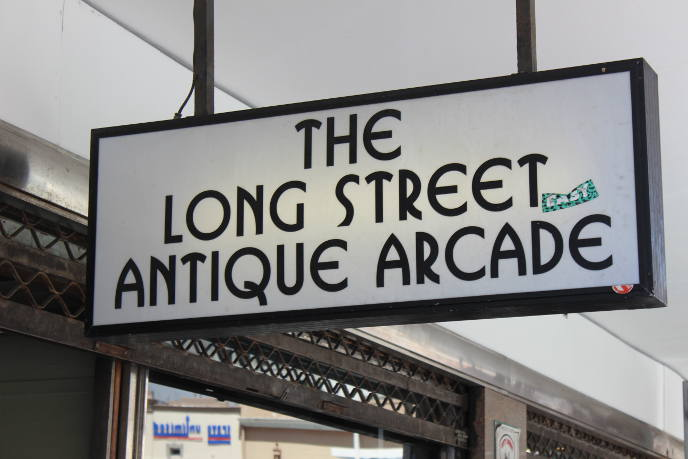 The Long Street Antique Arcade