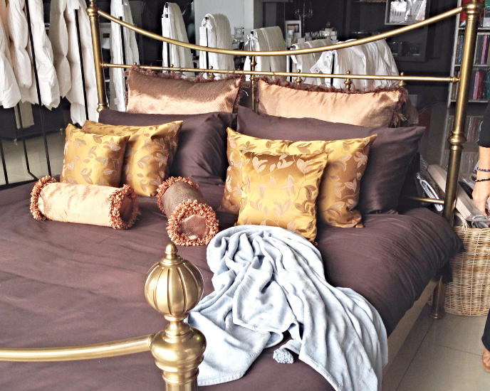 Sanders bedding