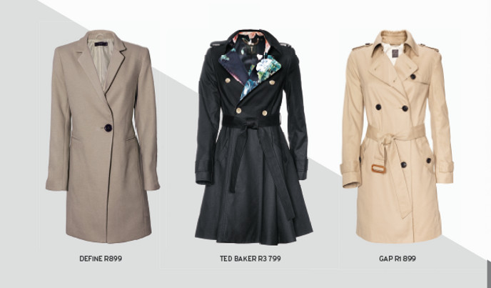 Stuttafords Coats