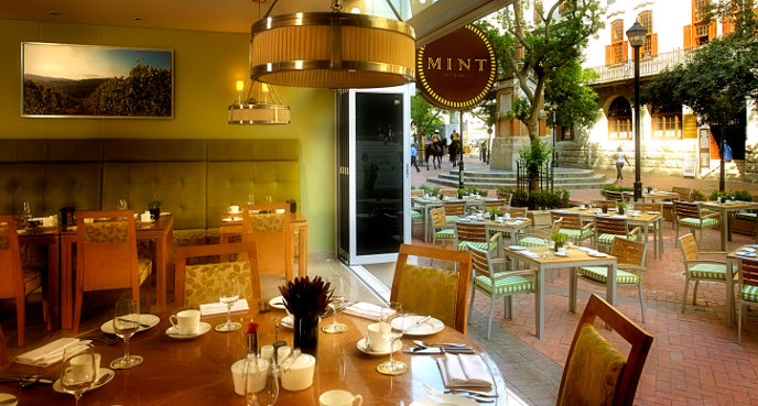 Mint at Taj Cape Town