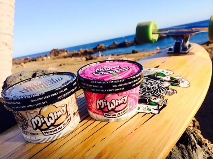 Mi Whey Ice Cream