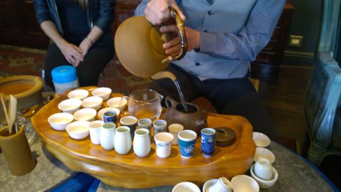 Majeka House  Afternoon Tea