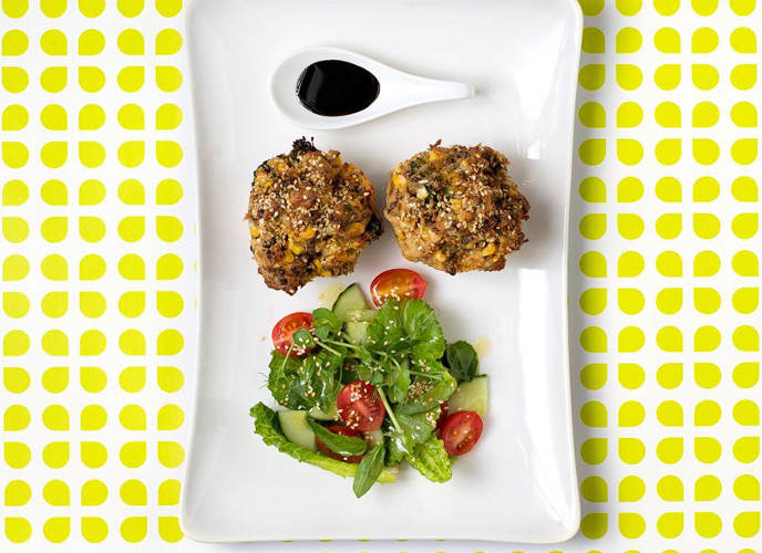 Baked Tuna Fish Cakes