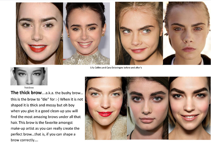 The Thick Brow