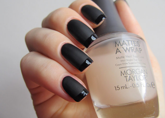 Morgan Taylor Matt Polish