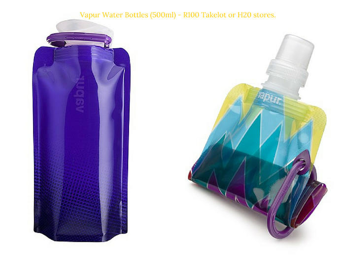 Fold-able water bottle