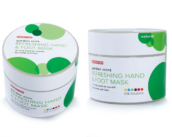 Foot and Hand Mask