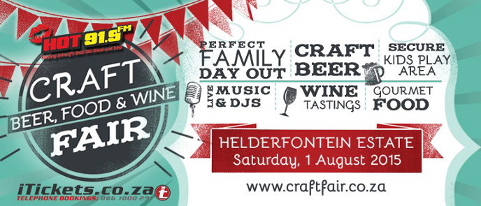 Craft Beer, Food and wine fair