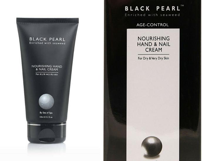Black Pearl hand cream