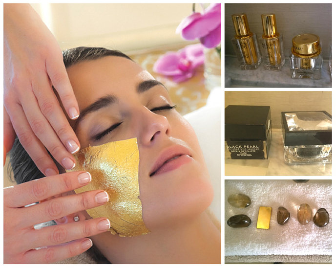 Black Pearl 24k Gold Cleopatra Facial