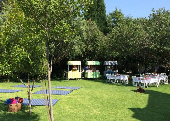 Backyard Catering