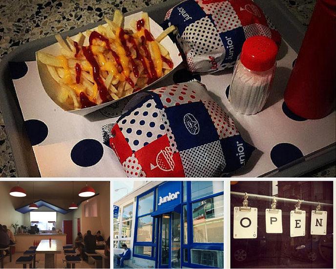 Junior Burgers Cape Town