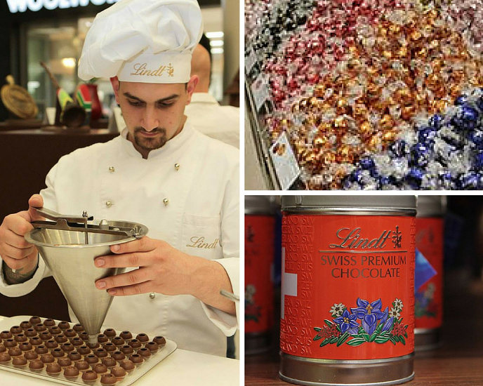 Lindt Chocolate South Africa