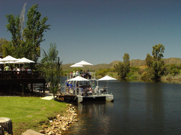 Viljoensdrift Wines and River Cruises