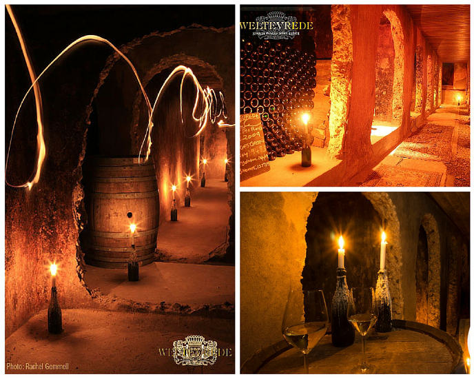 Weltevrede Underground Cellar