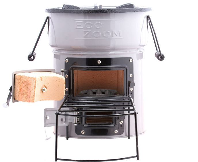Eco Zoom Wood and Charcoal Burner