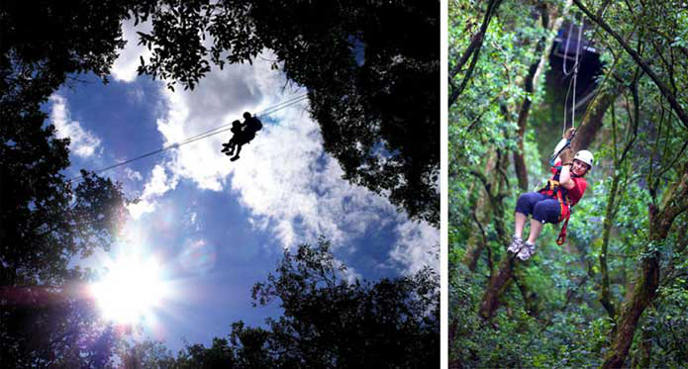karkloof canopy tours