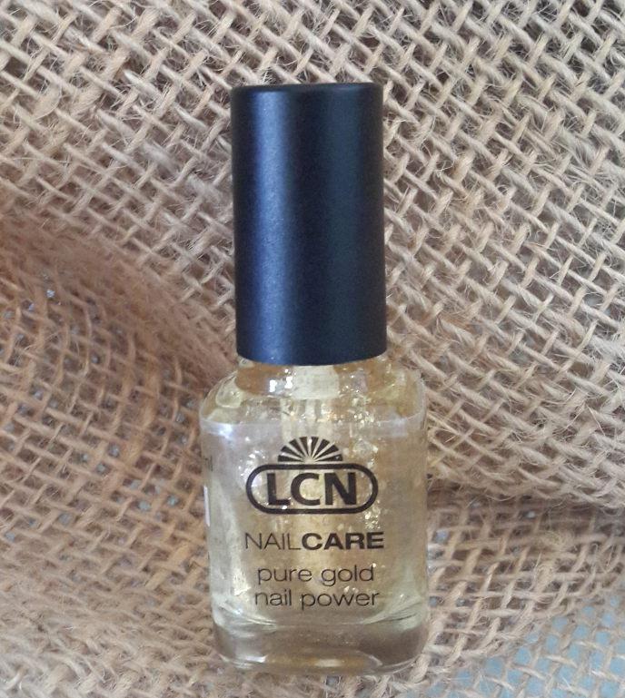 LCN pure gold nail powder
