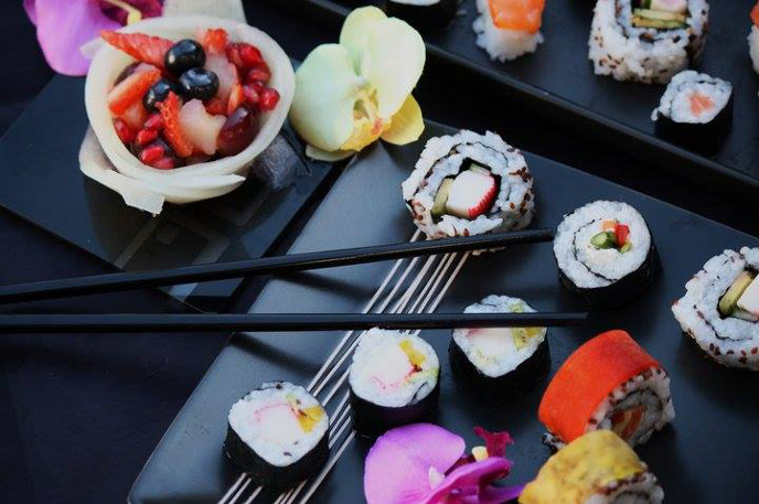 So Yum sushi