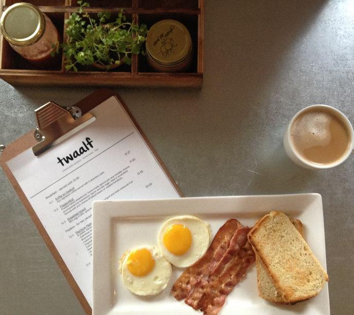 breakfast at Twaalf