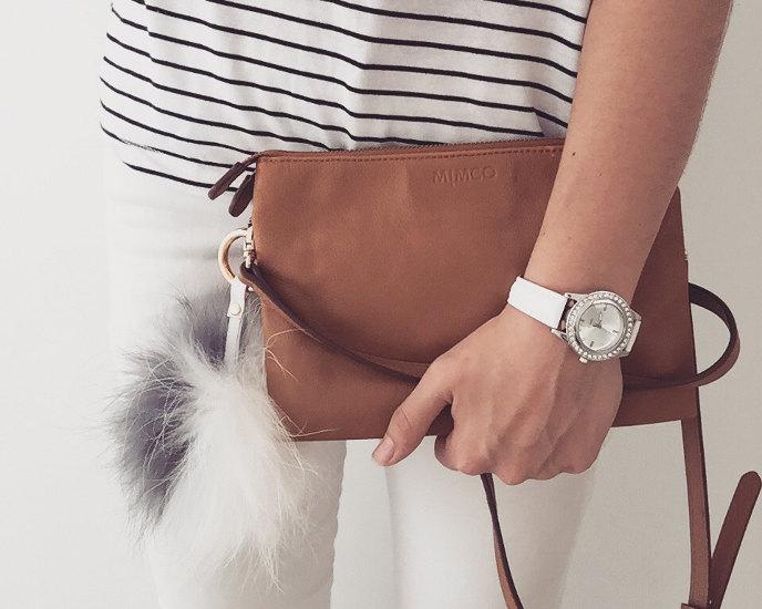 Pom Pom handbags