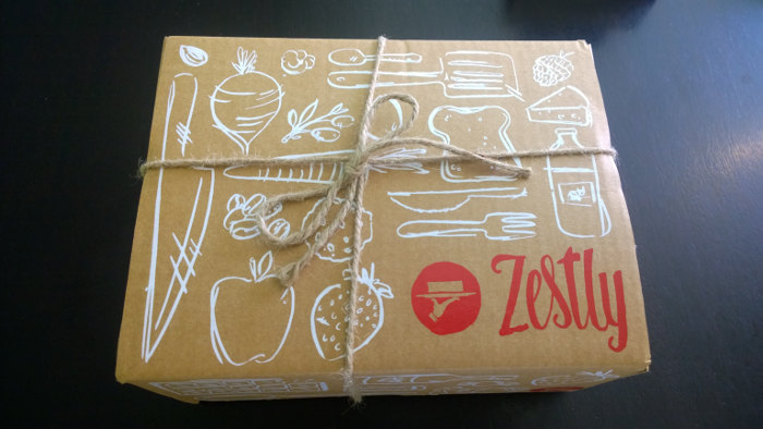 Zestly Box