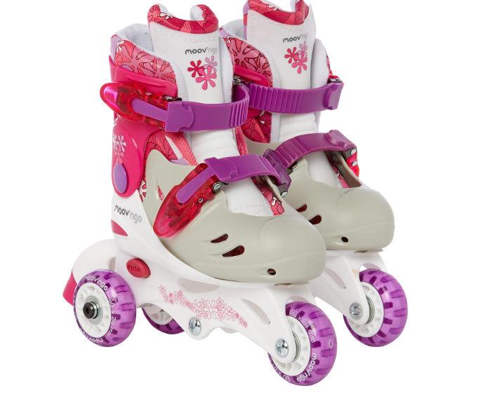 Hamleys Moov'ngo 3 Wheel roller skates