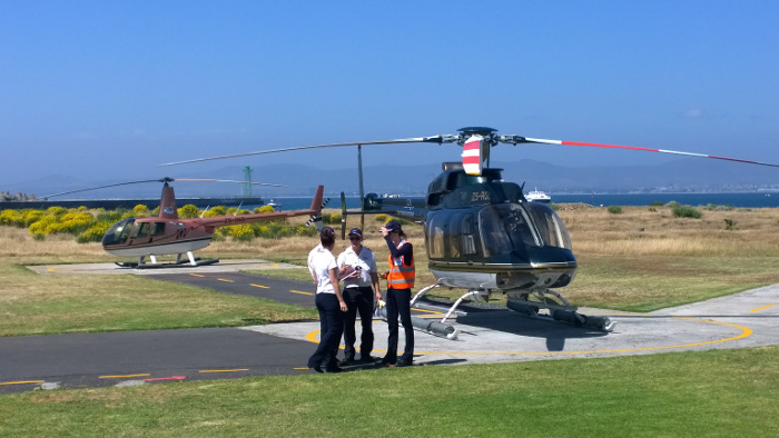 Helicopter NAC 12 apostles