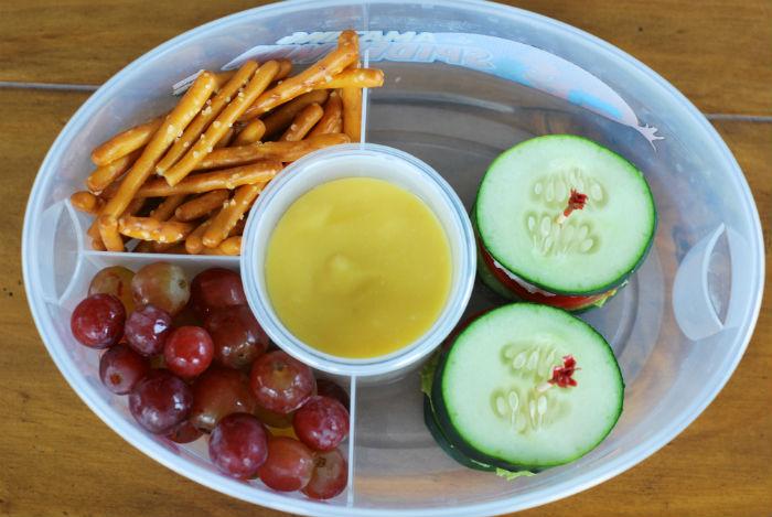 lunchbox dip