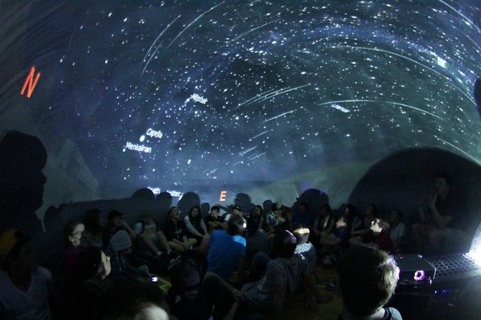 the planeterium