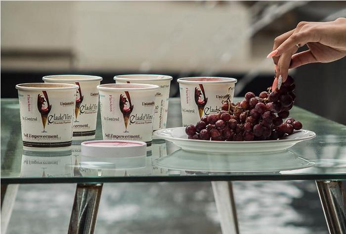 Elado Vino wine ice cream