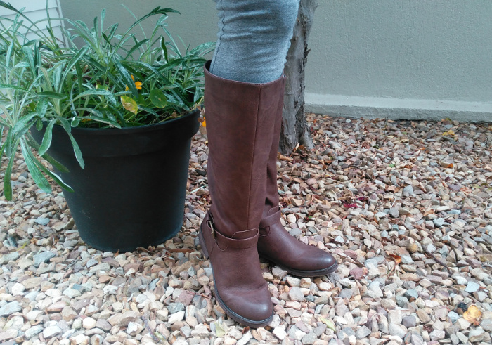 Jeep Ant boot brown