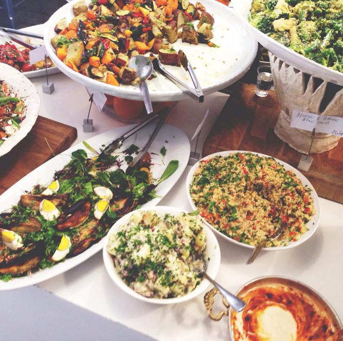 Sababa meals