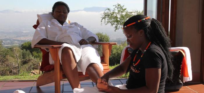 Mangwanani Spa Zevenwacht